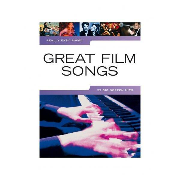 ALBUM - REALLY EASY PIANO GREAT SONGS (50)