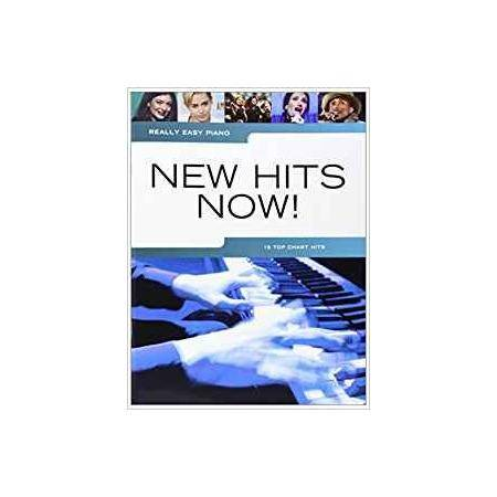 ALBUM - REALLY EASY PIANO NEW HITS NOW