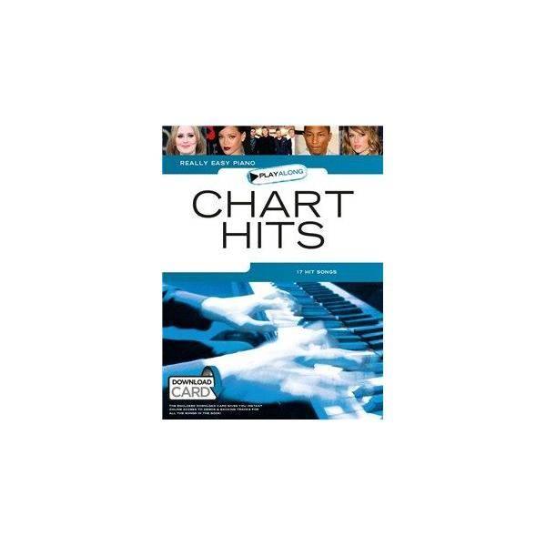 ALBUM - REALLY EASY PIANO PLAYALONG CHART HITS +CD