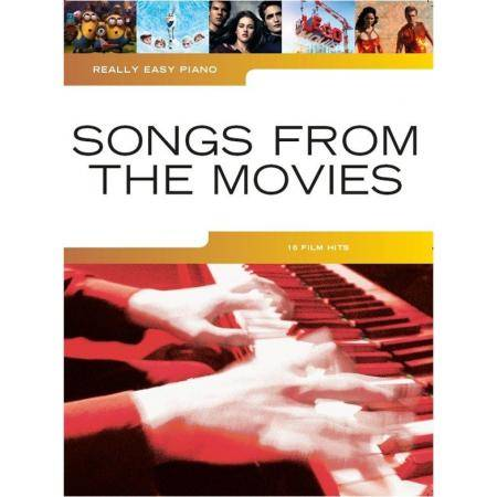 ALBUM - REALLY EASY PIANO SONGS FROM THE MOVIES