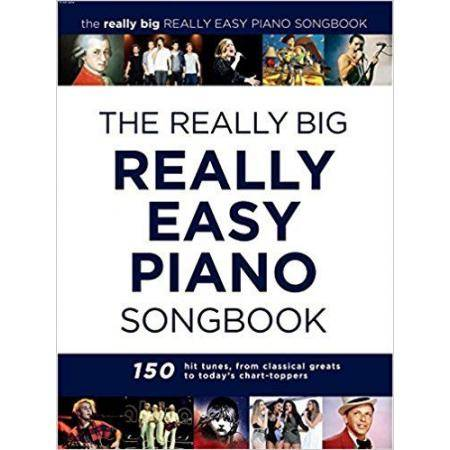 ALBUM - THE REALLY BIG REALLY EASY PIANO SONGBOOK