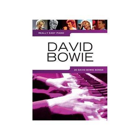 BOWIE D. - REALLY EASY PIANO