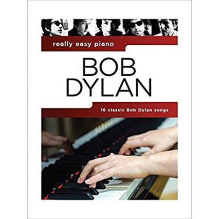 DYLAN B. -  - REALLY EASY PIANO