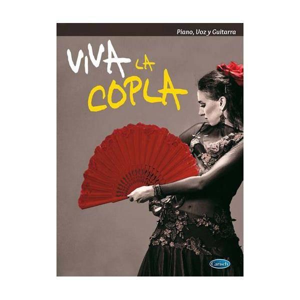 ALBUM. - VIVA LA COPLA (P/V/G)