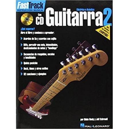 NEELY BLAKE - FAST TRACK GUITARRA 2 + CD -