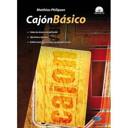 PHILIPZEN M. - CAJON BASICO +CD