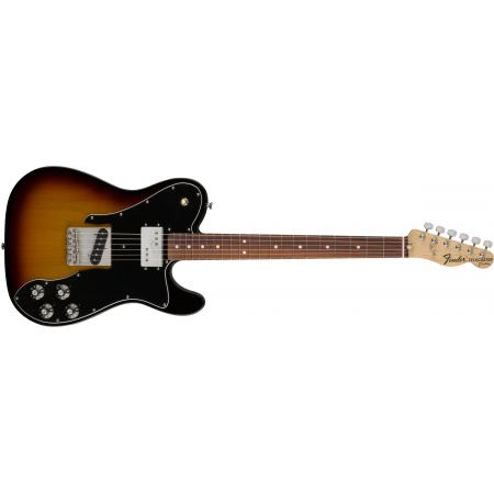 Fender Classic Series '72 Telecaster® Custom, rw Fingerboard,  Three-Co