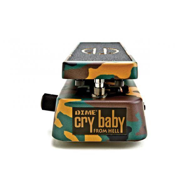 Pedal Dunlop DB01 Cry Baby Dimebag Signature