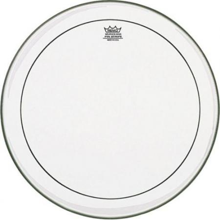 Remo 18 Pinstripe Clear PS-0318-00