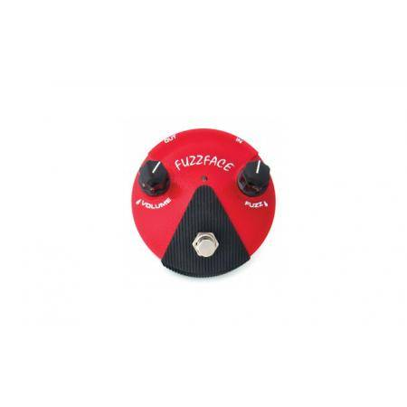 Pedal Dunlop Fuzz Face Mini Germanium