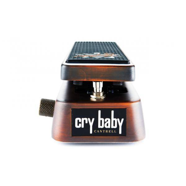 DUNLOP JC95 PEDAL CRY BABY JERRY CANTRELL SIGNATUR