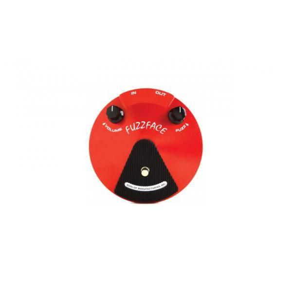 Pedal Dunlop Dunlop JDF2 Fuzz Face