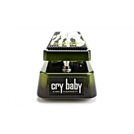 Pedal Dunlop KH95 Cry Baby Kirk Hammett Signature