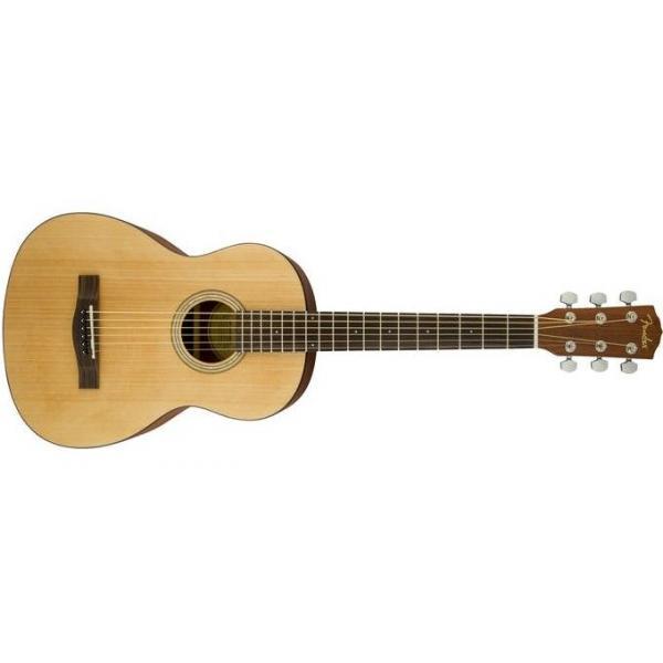 Fender Guitarra Acústica FA15 3/4 W/B Nat