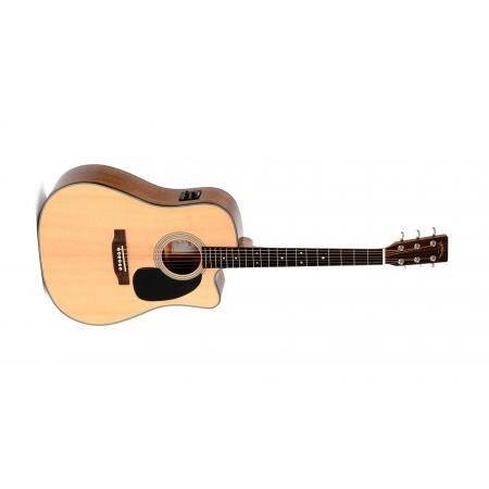 Sigma DMC1STE+ Guitarra Acústica