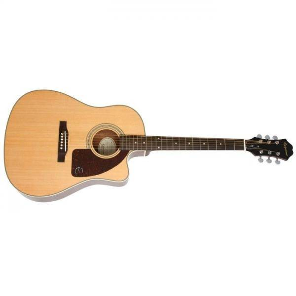 Epiphone AJ-210CE Outfit Limited Edition Natural