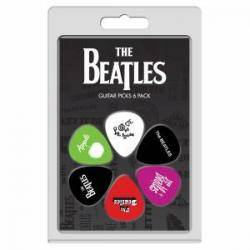 PACK 6 PÚAS COLECCIONABLES PERRI'S THE BEATLES LPT