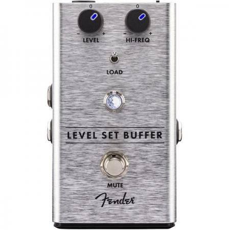 Fender Level Set Buffer Pedal Guitarra