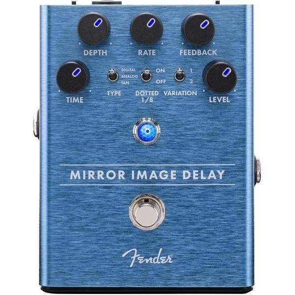 Fender Mirror Image Delay Pedal Guitarra