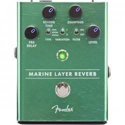 Fender Marine Layer Reverb Pedal Guitarra