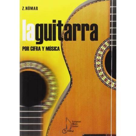 NOMAR Z. - LA GUITARRA POR CIFRA Y MUSICA (TAB)(1A