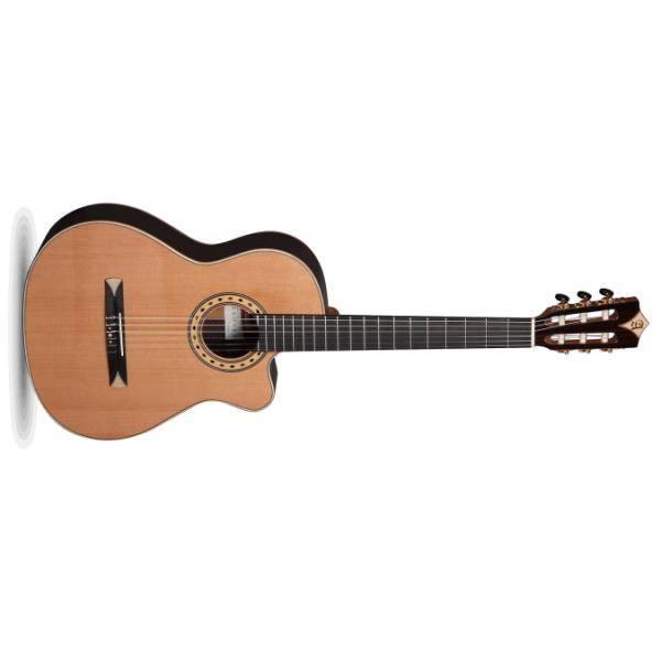 Alhambra Guitarra Electroclásica CS3-CW E2
