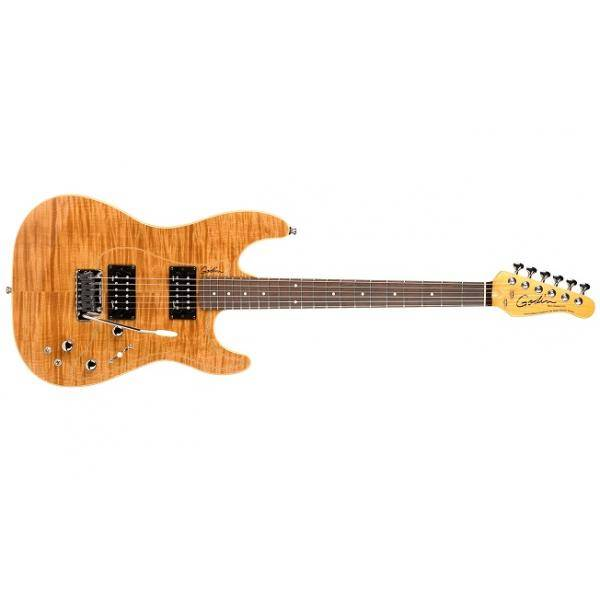 Godin Passion RG-2 Natural Flame RN