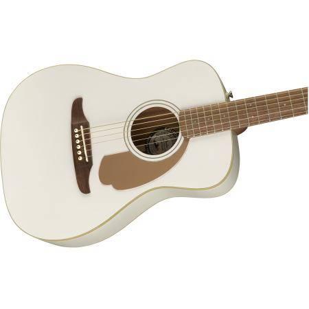 Fender Guitarra Electroacústica Malibu Player ARG