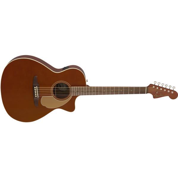 Fender Guitarra Acústica Newporter Player RSC WN