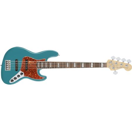 FENDER AMERICAN ELITE BASS V STRKD EB OCT