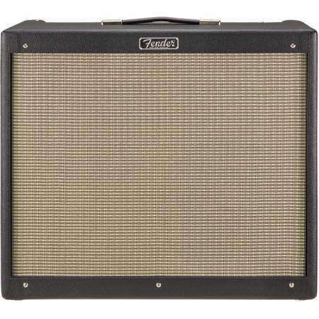 FENDER HOT ROD DEVILLE 212 IV BLACK AMPLIFICADOR