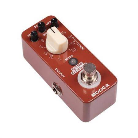 PEDAL GUITARRA PURE OCTAVE OCTAVE PEDAL MOOER