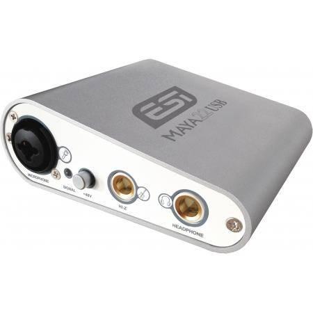 ESI MAYA22 USB TARJETA DE SONIDO USB