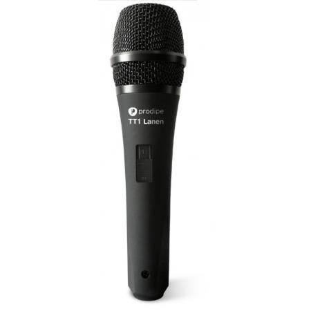PRODIPE TT1 Micrfono Dinamico Profesional para Vocalistas