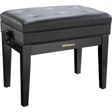 Roland RPB400BK Banqueta Piano Regulable BK
