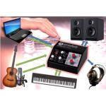 Prodipe Studio 22 Plus Interface de sonido