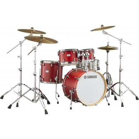 YAMAHA BATERIA TOUR CUSTOM TMP0F4 CANDY APPLE RED