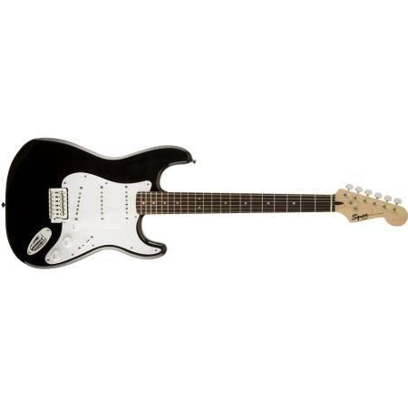 Squier Bullet Stratocaster Tremolo BLK Guit Eléct