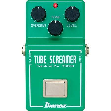 IBANEZ TS808 T.SCREAMER OVERDRIVE PRO