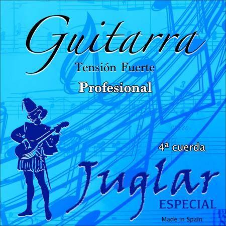 JUGLAR 4a CUERDA GUITARRA CLÁSICA PRO