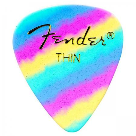 FENDER RAINBOW 1 GROSS THN CELLULOID PÚA