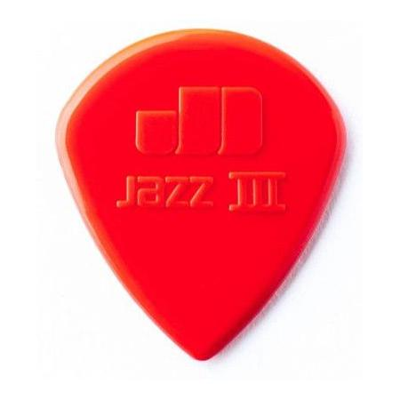 PÚA DUNLOP  NYLON JAZZ III  1.38MM