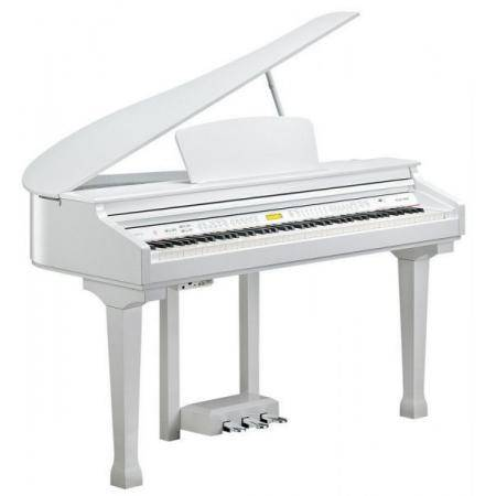 KURZWEIL KAG100W BLANCO PIANO DIGITAL DE COLA