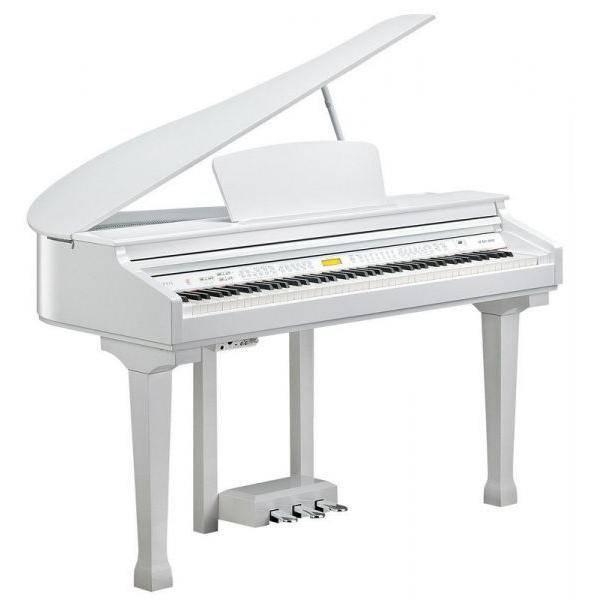 KURZWEIL KAG100W BLANCO PIANO DIGITAL DE COLA