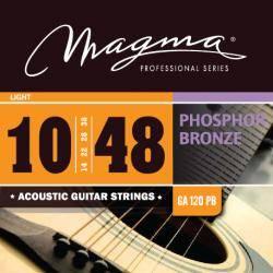 MAGMA GA120PB JUEGO DE CUERDAS DE GUIT. ACÚSTICA