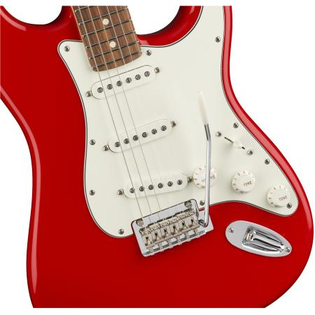 FENDER PLAYER STRATO PF SONIC RED GUIT.ELEC