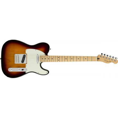 FENDER PLAYER TELE MN 3COLOR SUNBURST GUIT.ELEC