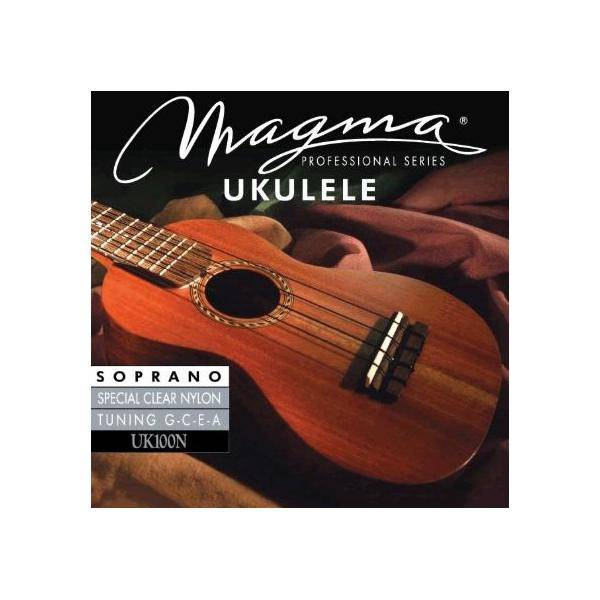 MAGMA UK100NTB JUEGO DE CUERDAS DE UKELELE