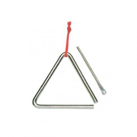 Triángulo 25 cm Memphis DP410