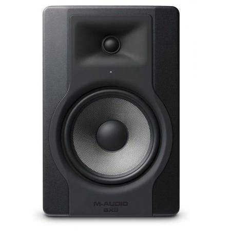 M-AUDIO MONITOR ESTUDIO BIAMPLIFICADO BX8D3 70W